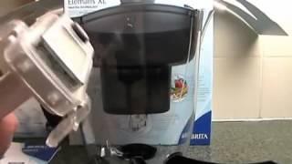 Обзор фильтра-кувшина Brita Elemaris Meter XL 3 5L