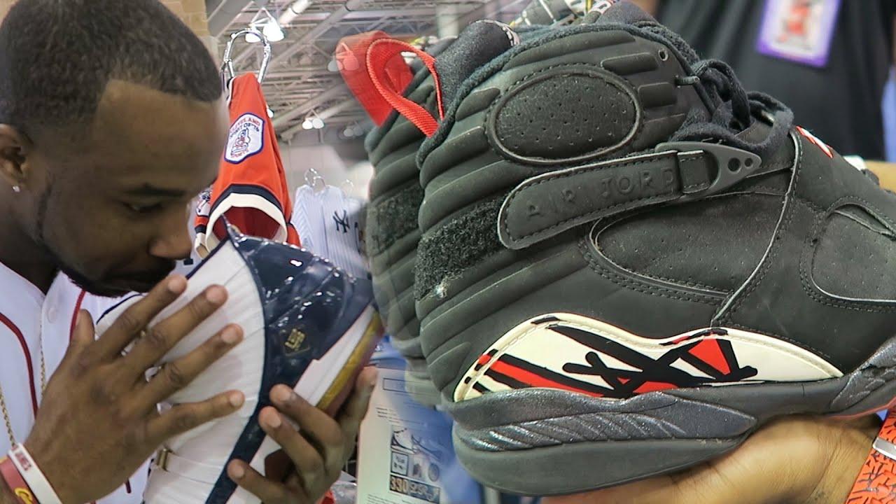 Shoes Michael Jordan Wore