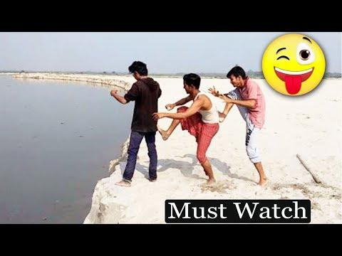 Must Watch New Funny Comedy Videos 2019 😂 😂 - Episode 06, SM TV,  Bindas Fun, Pagla BaBa
