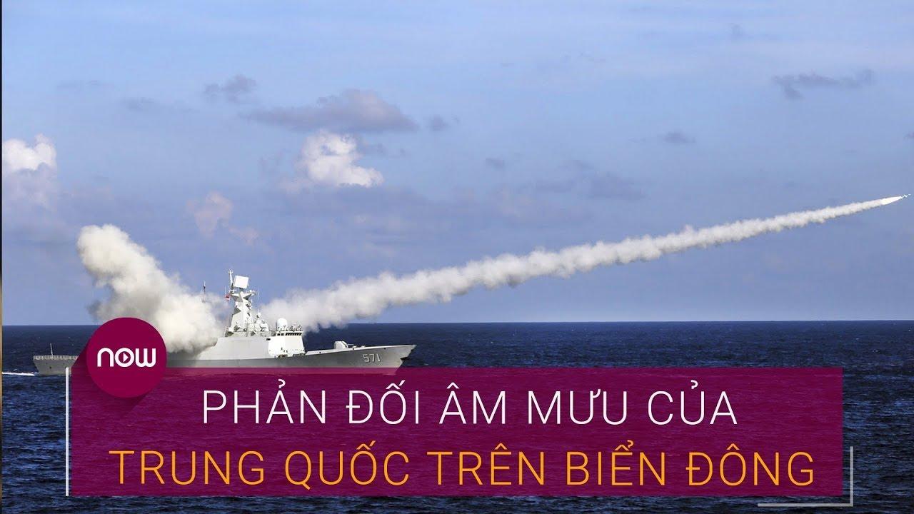 TIN TỨC BIỂN ĐÔNG MỚI NHẤT: Kiều bào Việt Nam phản đối âm mưu của Trung Quốc