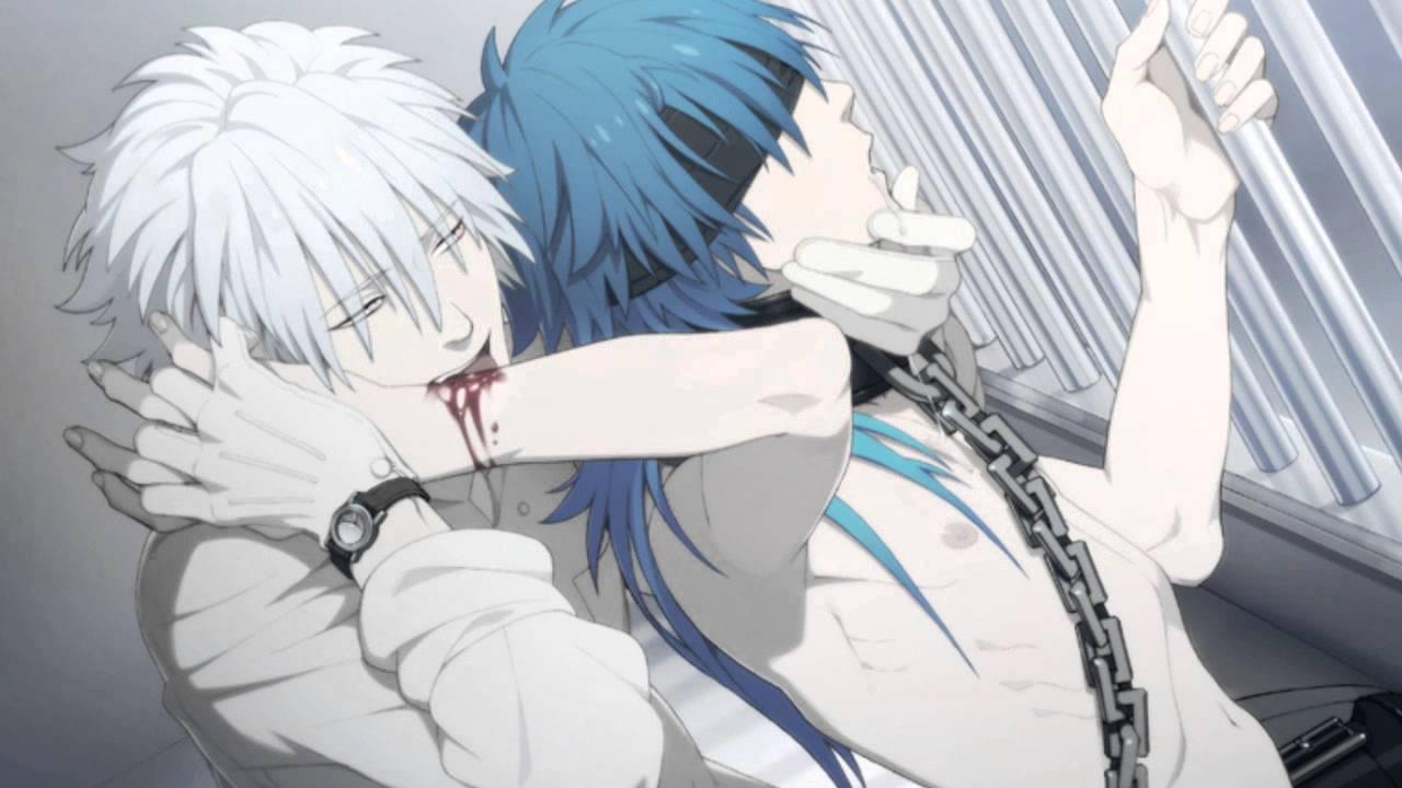 Gay anime hd