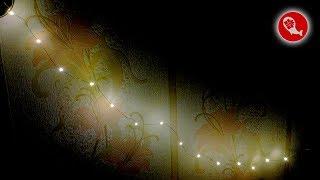 Новогодняя портативная гирлянда из Китая (5м, 50 светодиодов) | Обзор