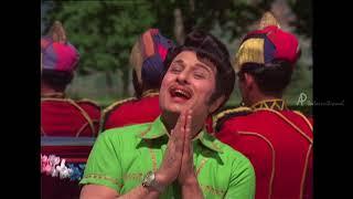 Poo Mazhai Full Video Song | Ninaithadhai Mudippavan Movie songs | MGR | Manjula | Sharada