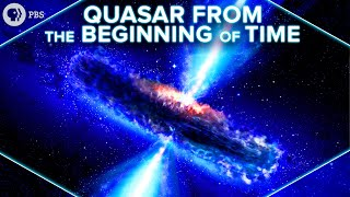 The Quasar from The Beginning of Time | STELLAR