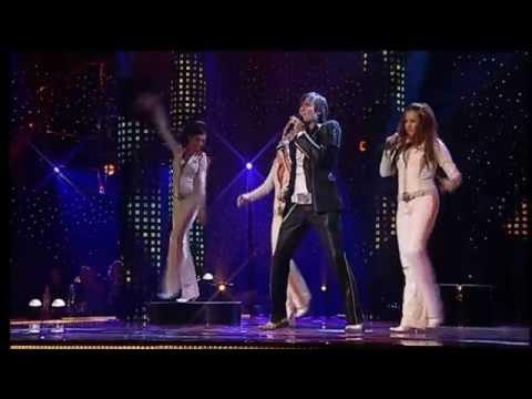 Martin Stenmarck  Las Vegas Melodifestivalen 2005, Final, 1 HD HQ