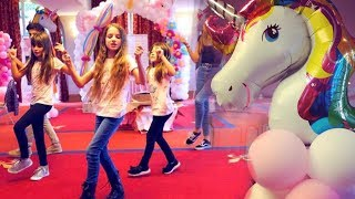 Anniversaire Licorne Pour Levanah 🦄 Unicorn Birthday 13 Years  / 13 Ans Lévanah&family