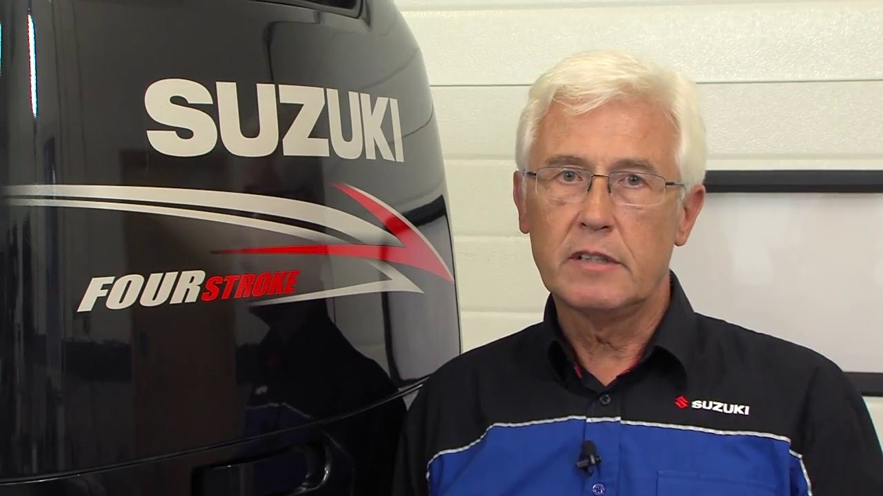Top tips - owners' manual & servicing (Suzuki performance outbards)