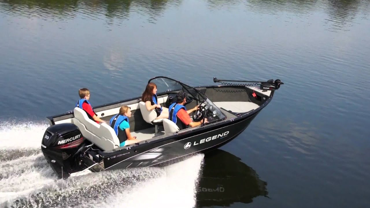 2016 top fishing boats by legend boats 18 xtreme youtube for Best fishing boats