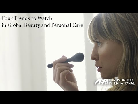 Four Trends to Watch in the Global Beauty and Personal Care Industry