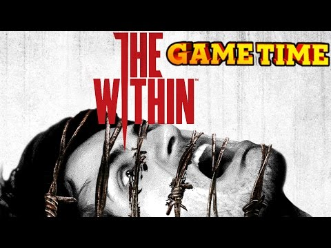 GOING INSANE FOR EVIL WITHIN (Gametime w/ Smosh Games)