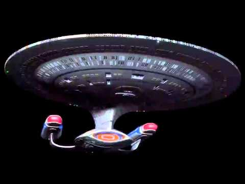Star Trek TNG Ambient Engine Noise (Idling for 1.5 hrs)