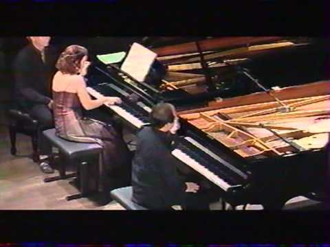 Valentina Igoshina et Alexei Nabioulin, Piano en Valois