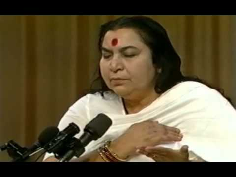 Guided Meditation by Shri Mataji