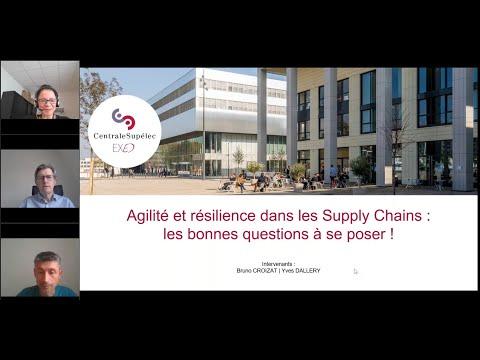 Agilité et résilience dans les Supply Chains : les bonnes questions à se poser !