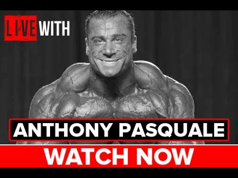 Anthony Pasquale LIVE WITH Interview: Where Did He Go ?