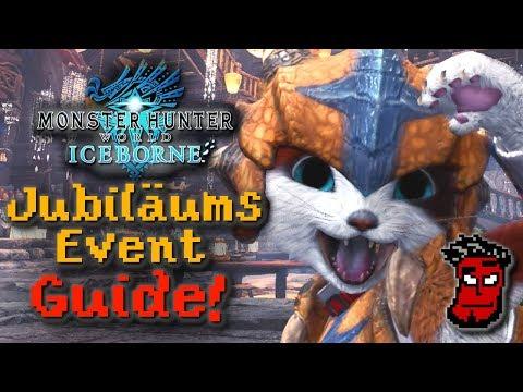 2 Jahre Monster Hunter World! | Großes MHW Iceborne Event: Astral Fest!
