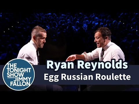 Thumbnail: Egg Russian Roulette with Ryan Reynolds