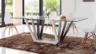 35+ Best Modern Dining Tables Ideas for Dining Room