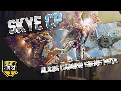 Vainglory YoloQ - Ep 33: GLASS CANNON SEEMS META...Skye  CP  Jungle Gameplay [Update 2.4]