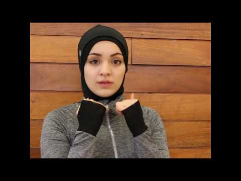 Introducing Adidas Wanderlust Sport Hijab