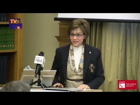 The Royal Society -  Lecture الجمعية الملكية - محاضرة