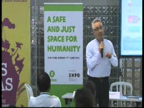 Planetary and social boundaries: can we live in the safe and just space for humanity?