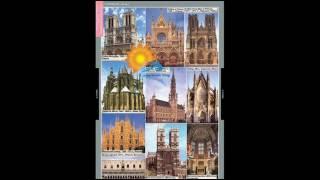 Мировая художественная культура. Всемирная архитектура - видео презентация.
