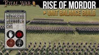 Rise of Mordor - Balance Testing Release (LOTR Mod)