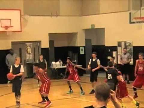 CW Select vs Naches 1 12 14