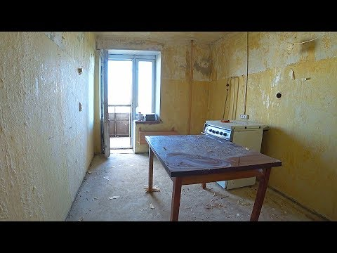Beginning of Budget Renovation of Russian Old Apartment / Difficult January 2019