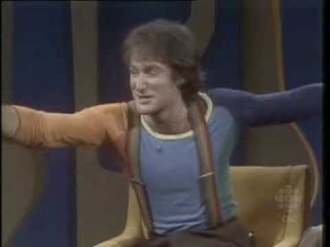Robin Williams on ethnic stereotypes in comedy, 1978: CBC Archives | CBC