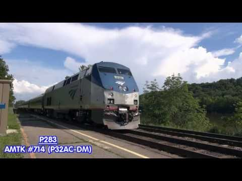 2013 4th of July Weekend on the CSX Mohawk Subdivision - Part 4 Final (7/7/2013)