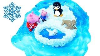 Кинетический песок Шариковый  Пластилин и Синий Лизун Игрушки Kinetic Sand Foam Slime