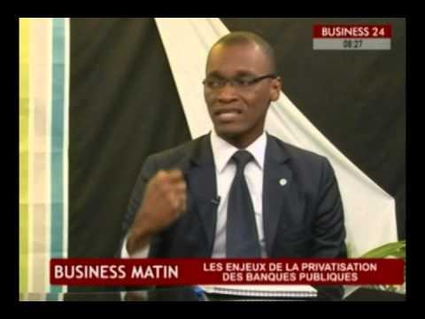 Business24 / Business Matin du 21 Juillet  - Les enjeux de la privatisation des banques publiques