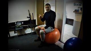 Идеальная тренировка. Под любимый сериал. Не вставая со стула. Без шуток.