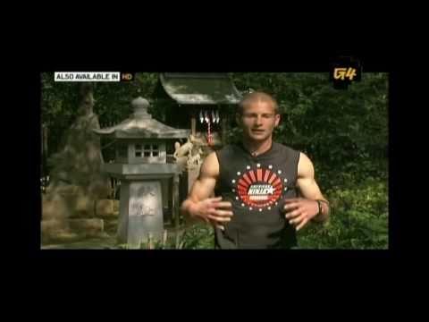 Brent Steffensen Sasuke 26 Showreel... American Ninja Warrior 2