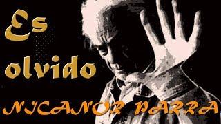 Poema de Nicanor Parra : Es olvido -  Poetas chilenos en YouTube