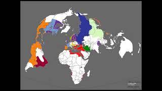 Les grandes puissances coloniales...