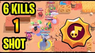 THE MOST SATISFYING MOMENTS in Brawl Stars 😍