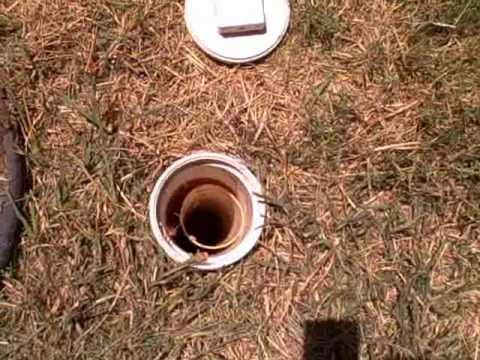 Septic System Inspection Youtube