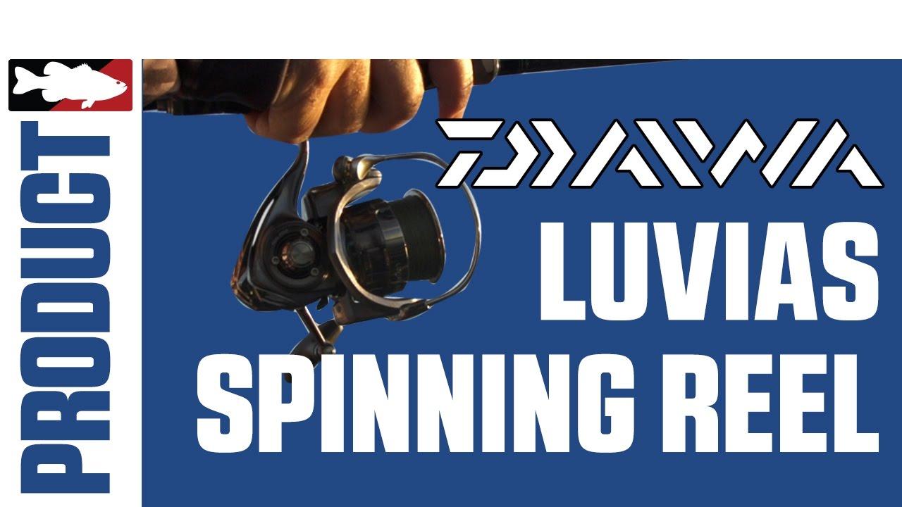 0babdbeba3c Bassmaster Elite Series Angler Brett Hite Talks about the Daiwa Luvias 2510 Spinning  Reel