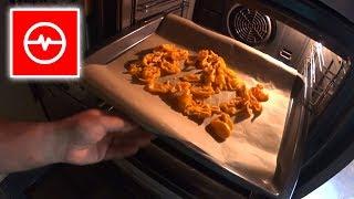 Suszenie papryki w piekarniku