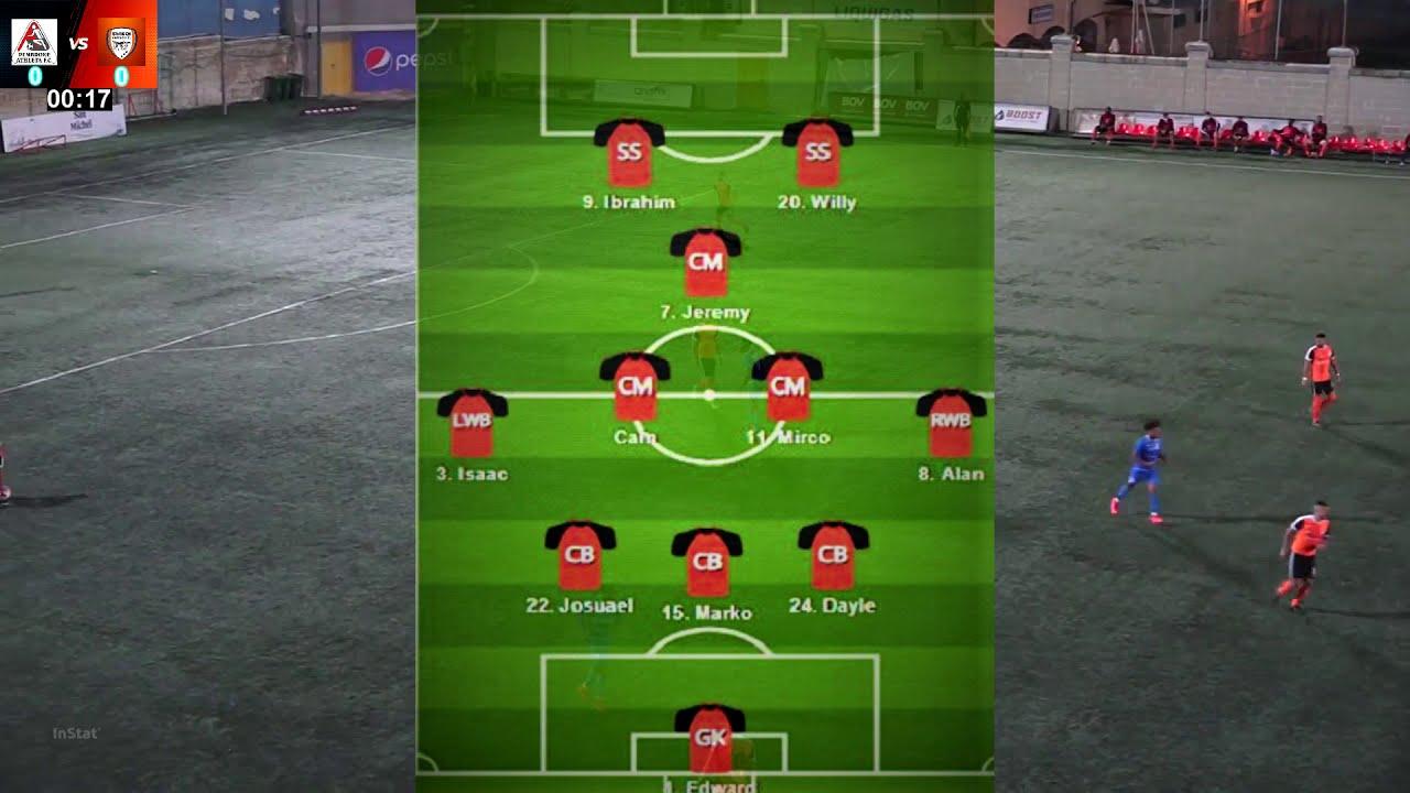 Match no.5   Swieqi United Fc vs Pembroke Athleta Fc