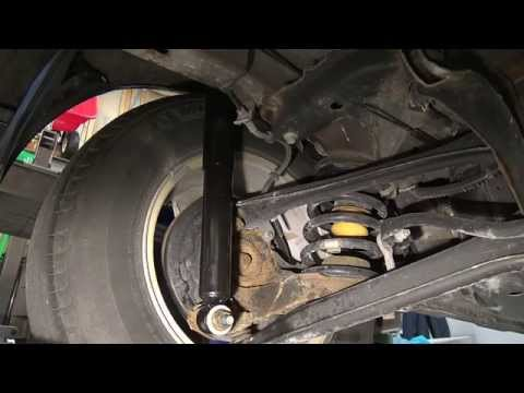 Replace Rear Shocks On 2003 Ford Escape By Sabrina G