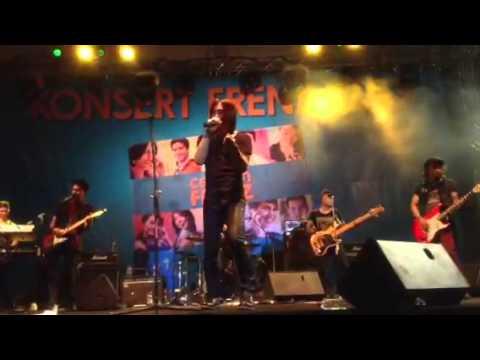 Once Mekel @ Celcom's FRENZ Concert 2013