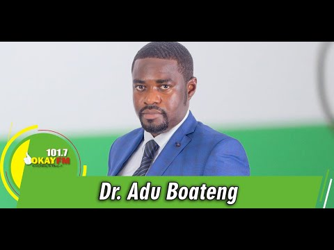 Health Talk With Dr. Adu Boateng On Okay Fm (03/12/2019) Topic: Benefits Of Homeopathy Treatment thumbnail