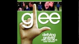 Defying Gravity (Glee Cast - Kurt Chris Colfer Solo Version)