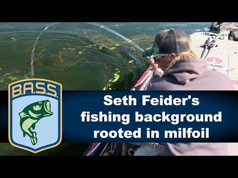 Flipping milfoil with Seth Feider