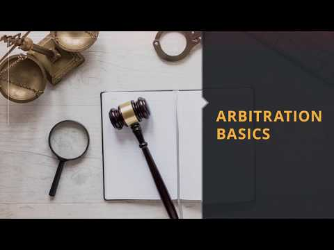 A Look at What Happens When Personal Injury Cases Reach Arbi