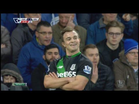 Xherdan Shaqiri vs Everton (Away) (28/12/2015)